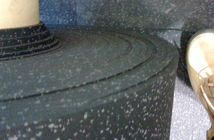 Rubber Flooring 1