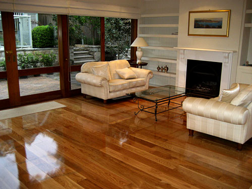 Solid Timber Flooring 2